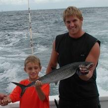 Alabama deep sea fishing for Deep sea fishing perdido key