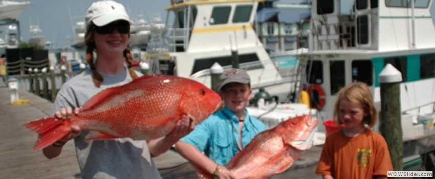 Alabama Deep Sea Fishing